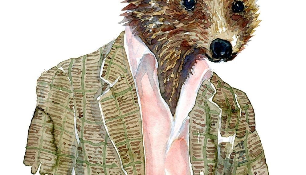 hedgehog-man